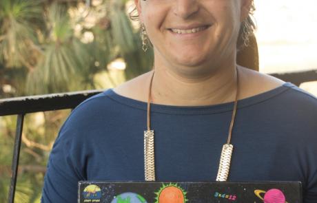 חנה רוצקי ללמוד מתמטיקה דרך משחק