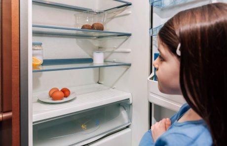 אי-ביטחון תזונתי אצל הילדים בעקבות הקורונה