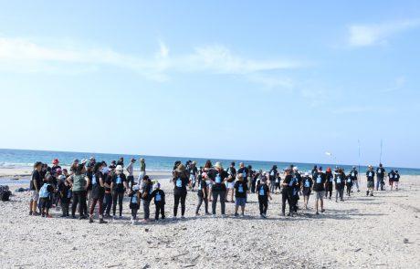 שומרים על כדור הארץ: חברת אס.סי ג'ונסון לוקחת אחריות ויצאה לנקות את הים מפלסטיק